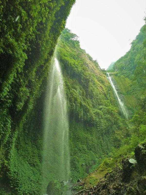 Cataratas de Madakaripura en Java
