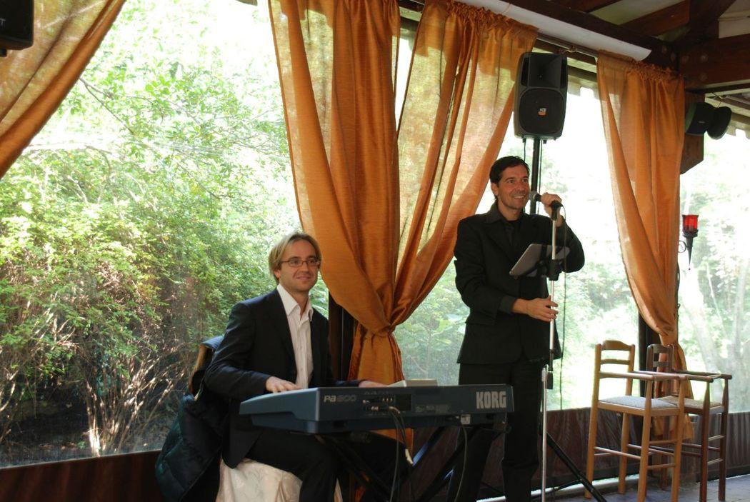 Marco e Gabriele: Musica per matrimonio