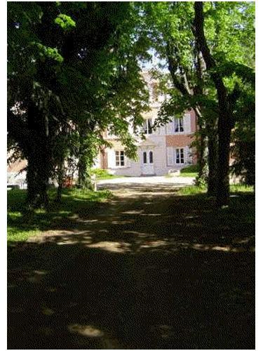 Le Chateau de la Chapelle des bois
