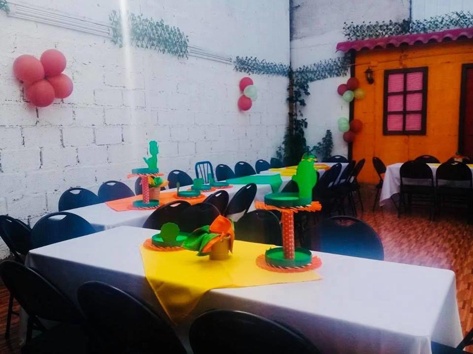 """Centro De Eventos Familiar """"Mi Negrito"""""""