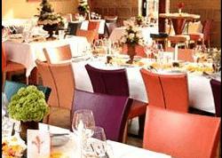 Beispiel: Festgedeck, Foto: Restaurant Basil.