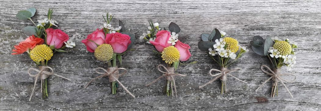 Les Bouquets de Pauline