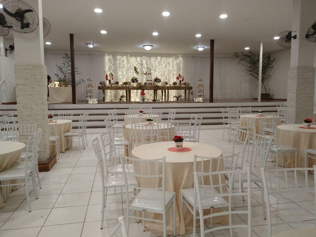 Salão de Festas Casa do Japonês