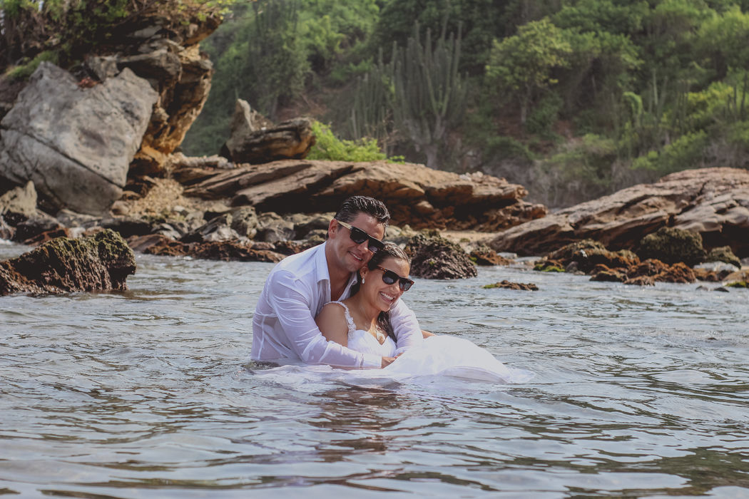 Trash the dress / Ixtapa, Zihuatanejo