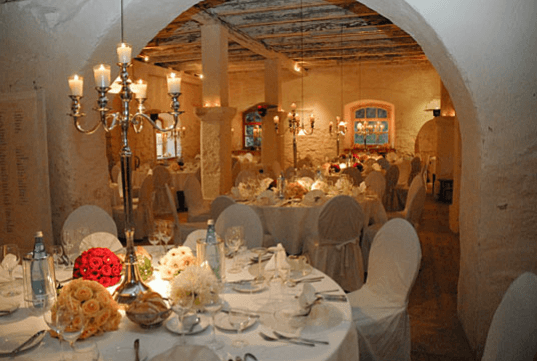Hochzeitsdekoration, Foto: Atelier Dittmar