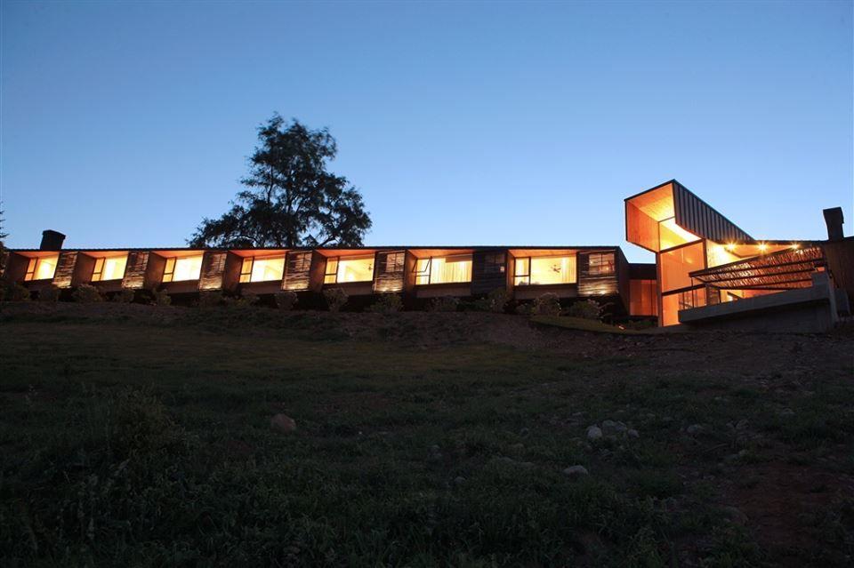 Casa panguipulli