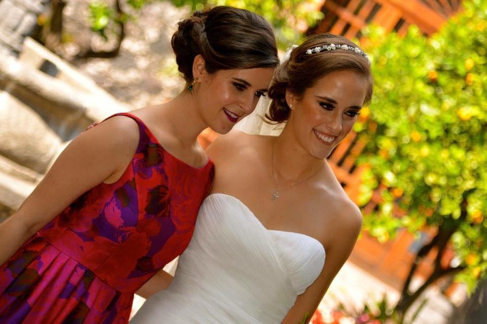 Sandra Bada Bride Squad
