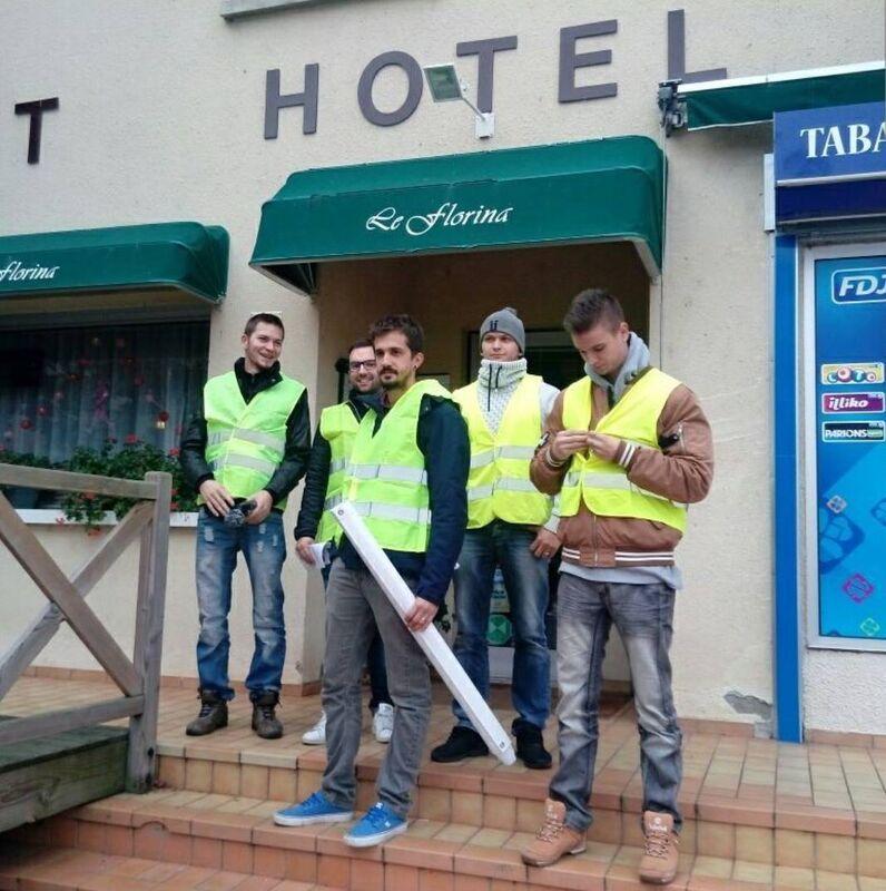 Logis Hôtel Le Florina**