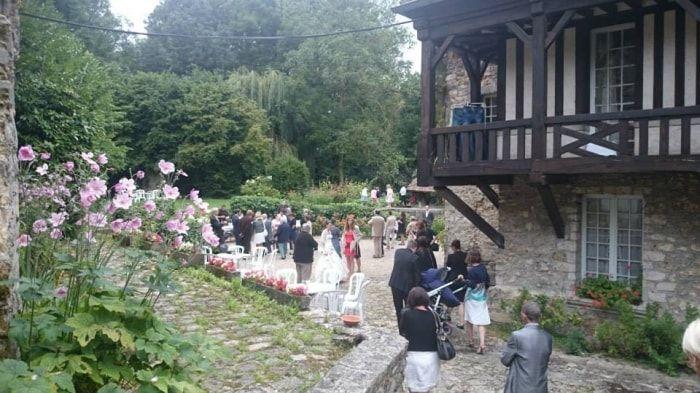 Le Moulin de Dampierre