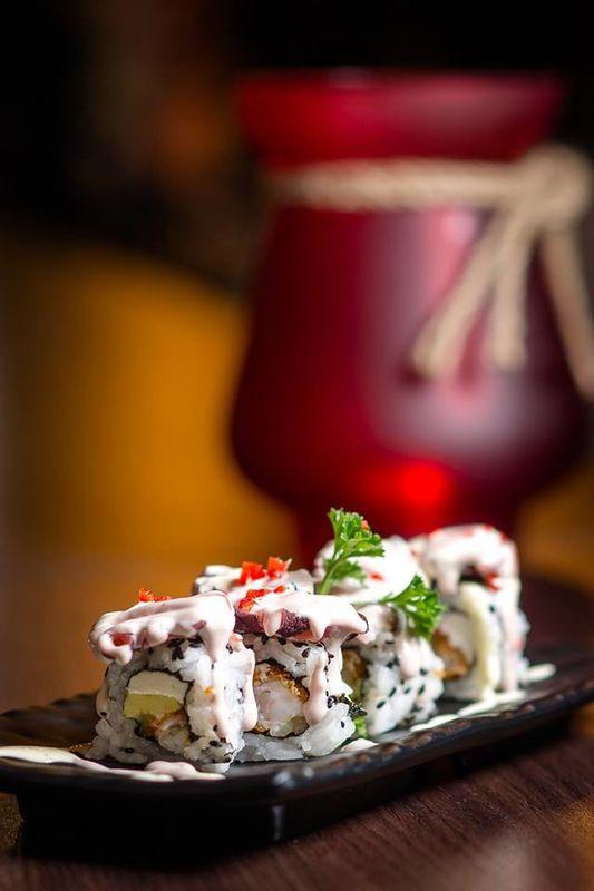 The Rolling Wok / Peruvian Asian Bistro
