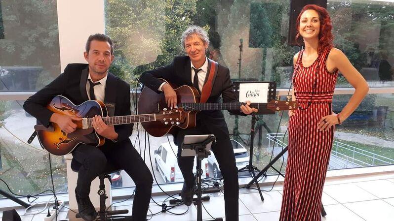 Isabelle Sabatier Trio