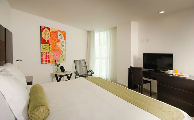 Suites México Plaza Centro Max