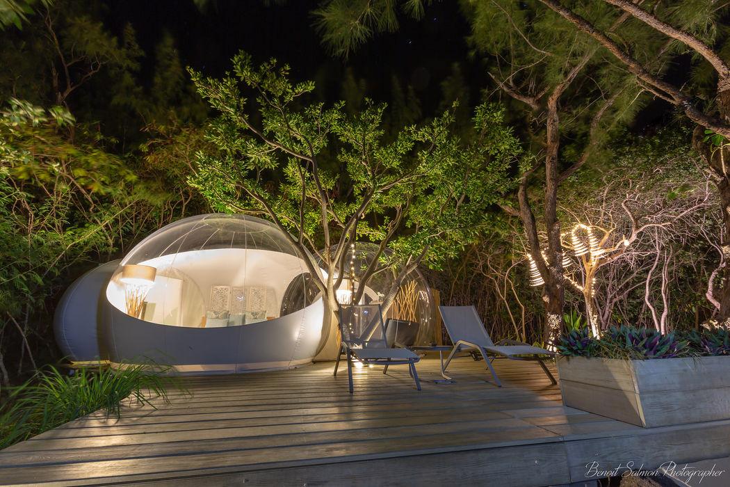 Bubble lodge
