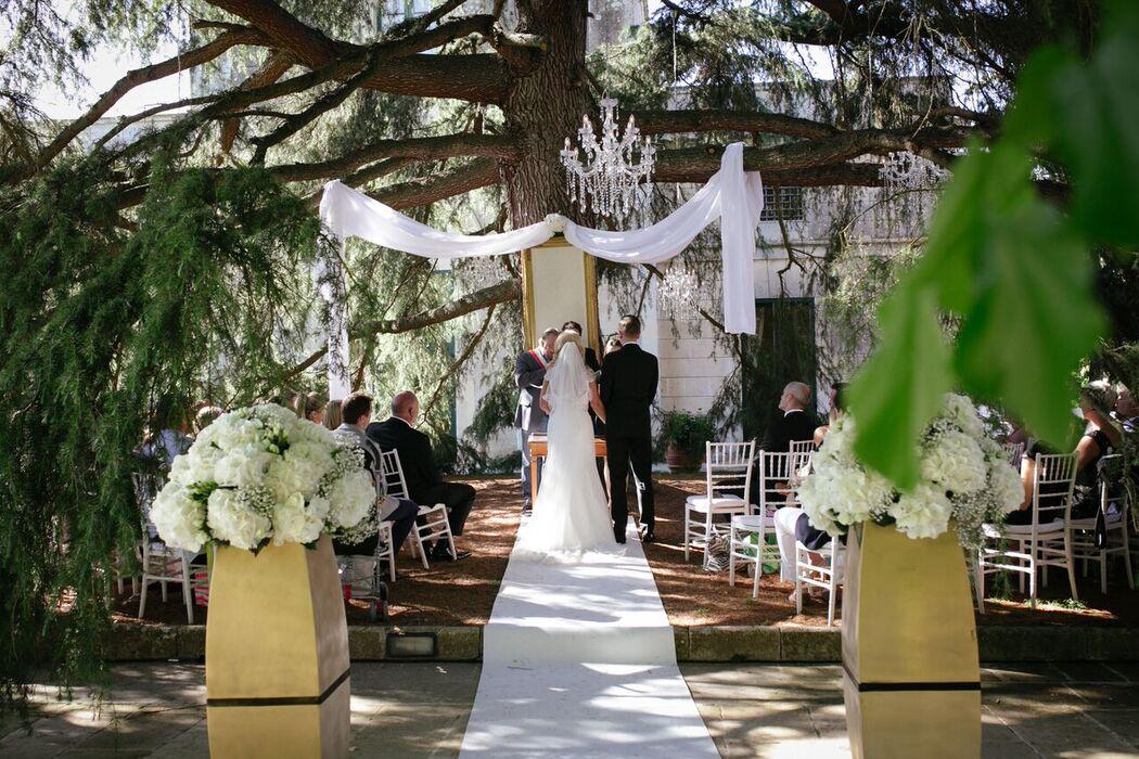 A+J Wedding