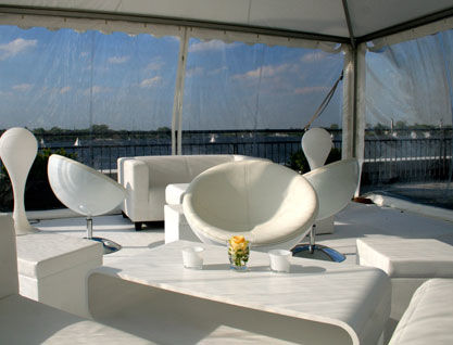Beispiel: Loungesessel, Foto: Alsterlounge.