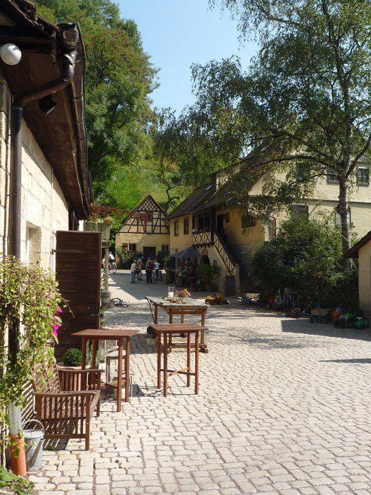 Eselsmühle in Musberg
