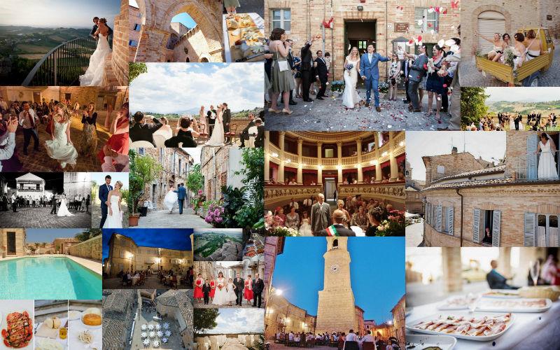 Wouw, mooie plaatjes van reeds georganiseerde huwelijk in Italië