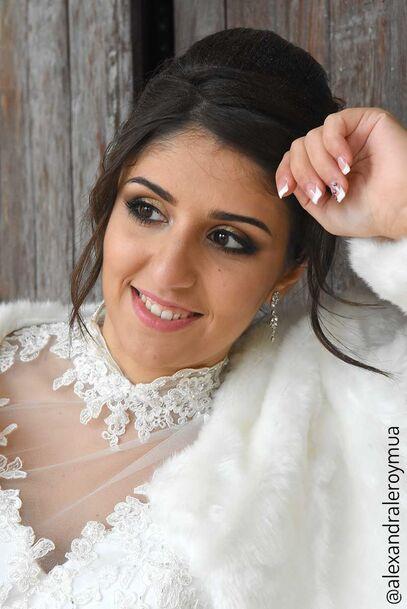 Alexandra Leroy MUA