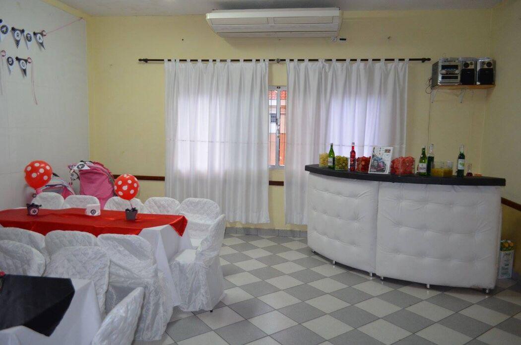 Salão de Festas Parque São Lucas