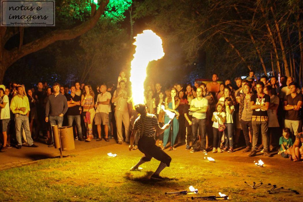 Mr.Milk - Espetáculos e Eventos  O Dragão de fogo