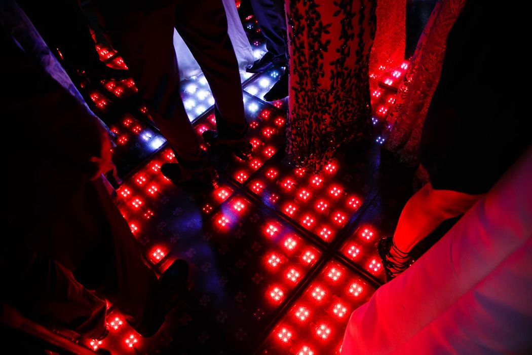 Wagner Eventos - Locação de Pista de LED