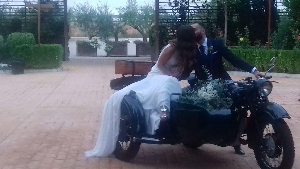 Sidecar (ALVARO SIDECAR)