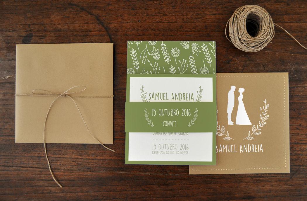 Coleção Samuel&Andreia