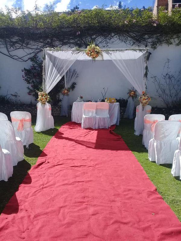 Eventos y decoraciones Shumaq