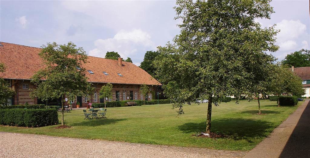 Beispiel: Grünanlagen, Foto: Romantik Hotel Linslerhof.