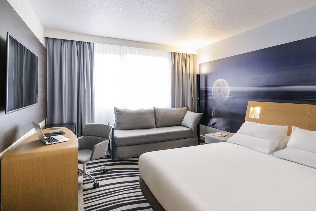 Hotel Novotel Paris Saclay