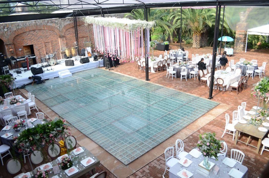 Claustro San Miguel - Wedding Planner