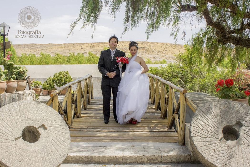 Pamela & Juan Carlos -  Arequipa 2016