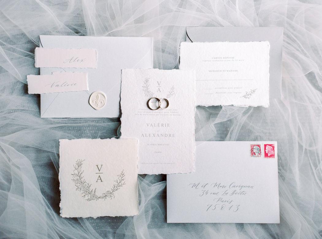 Свадебная каллиграфия - Александра Картамышева