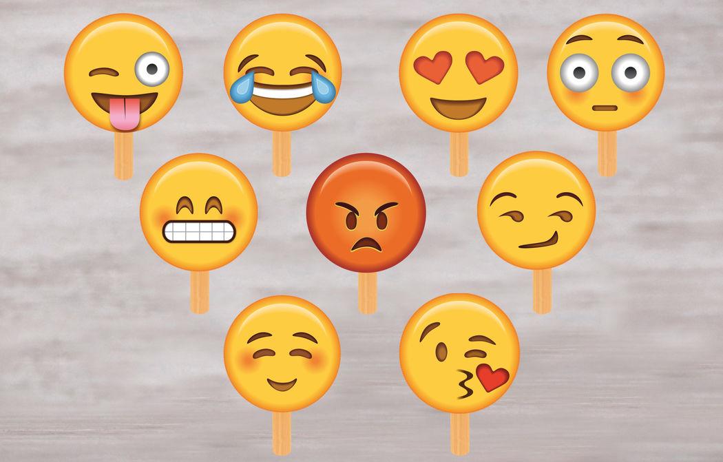 Photocall emoticonos