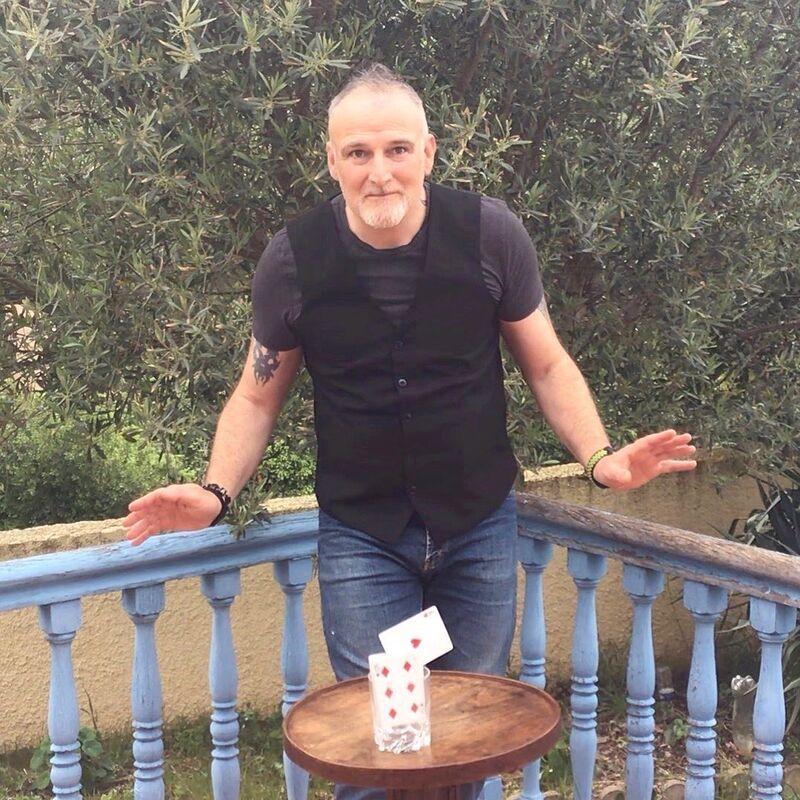 Alberto Merletti Magicien