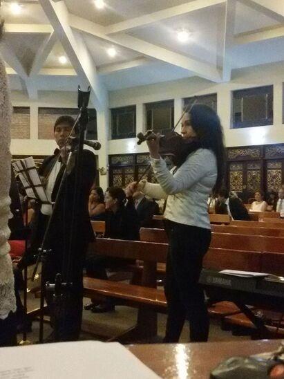 Esperanza música y canto