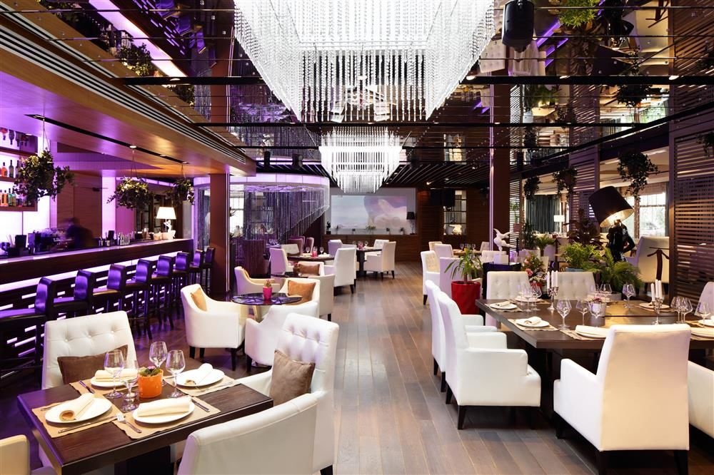 СВЕТЛЫЙ — restaurant & bar