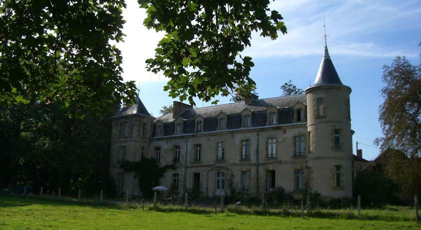 Le château de la Pierre