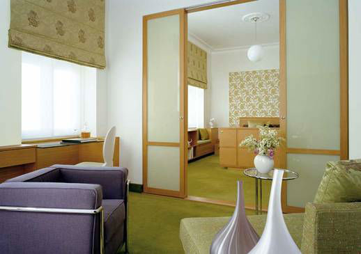 Beispiel: Suite, Foto: Domero Hotel Brandenburger Hof.