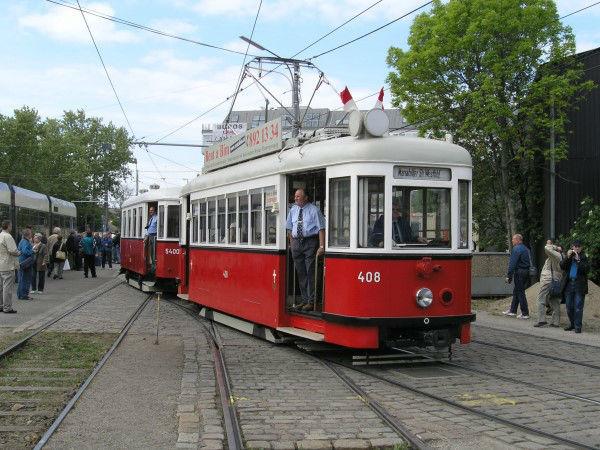 Beispiel: Mit der Bim durch Wien, Foto: Rent a Bim.