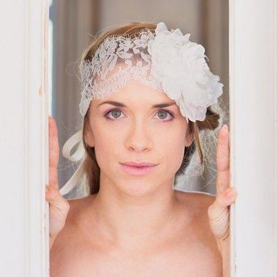 Headband Lilly Rose - Rhapsodie