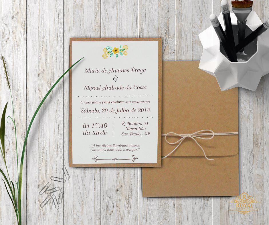 Royal Convites