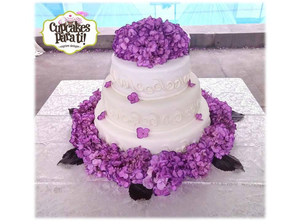 Cupcakes para ti Maquetas de torta