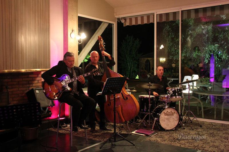 Le groupe Jazz, à Albi