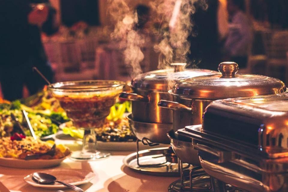 Buffet Pétala Dourada
