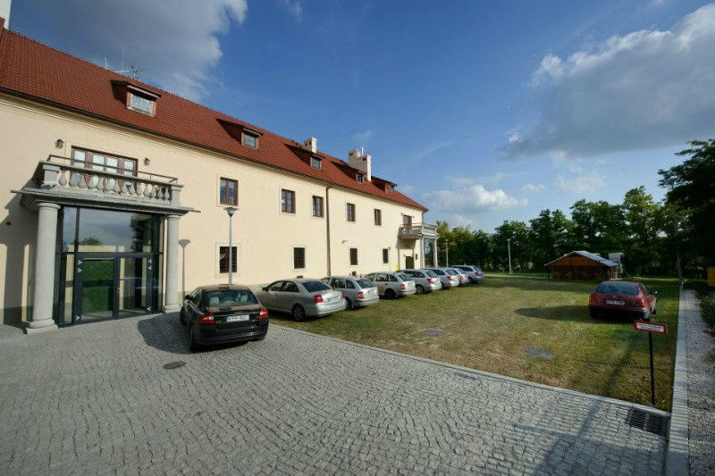 Hotel św. Norberta, Sala weselna