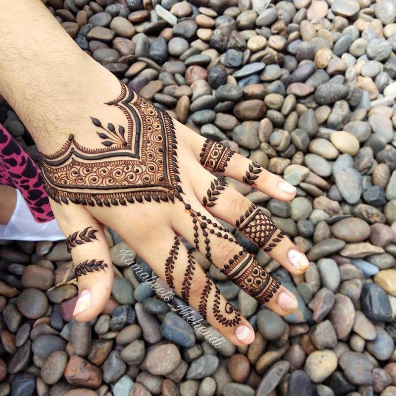 Kamaljeet Mehndi Artist