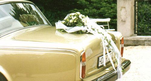 Classic Car Chauffeur Service
