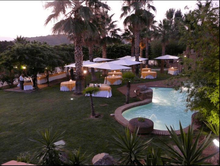 Jardín Restaurant Siloc