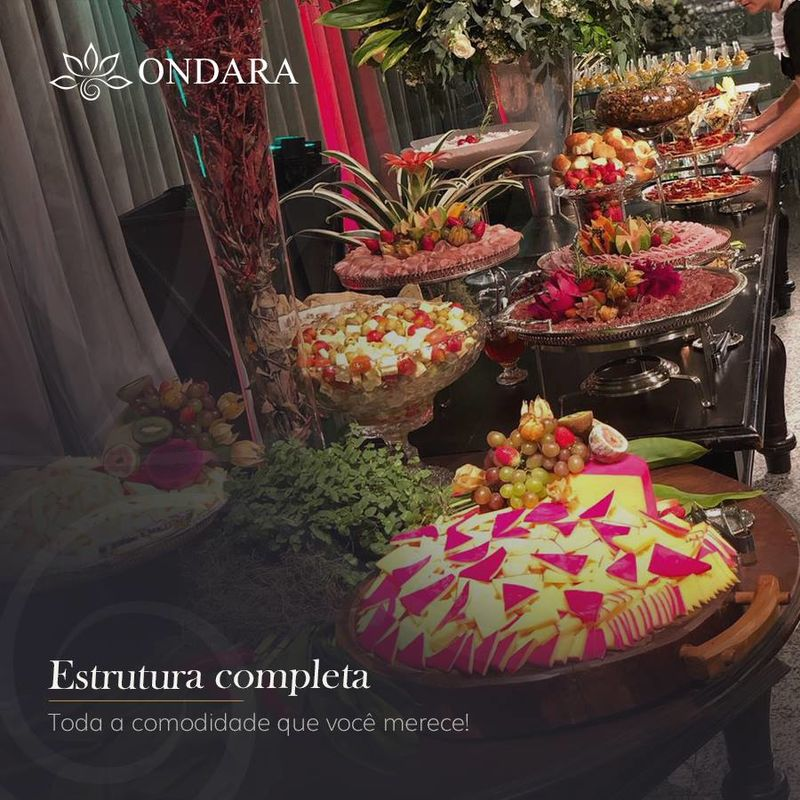 Ondara Buffet  Executive